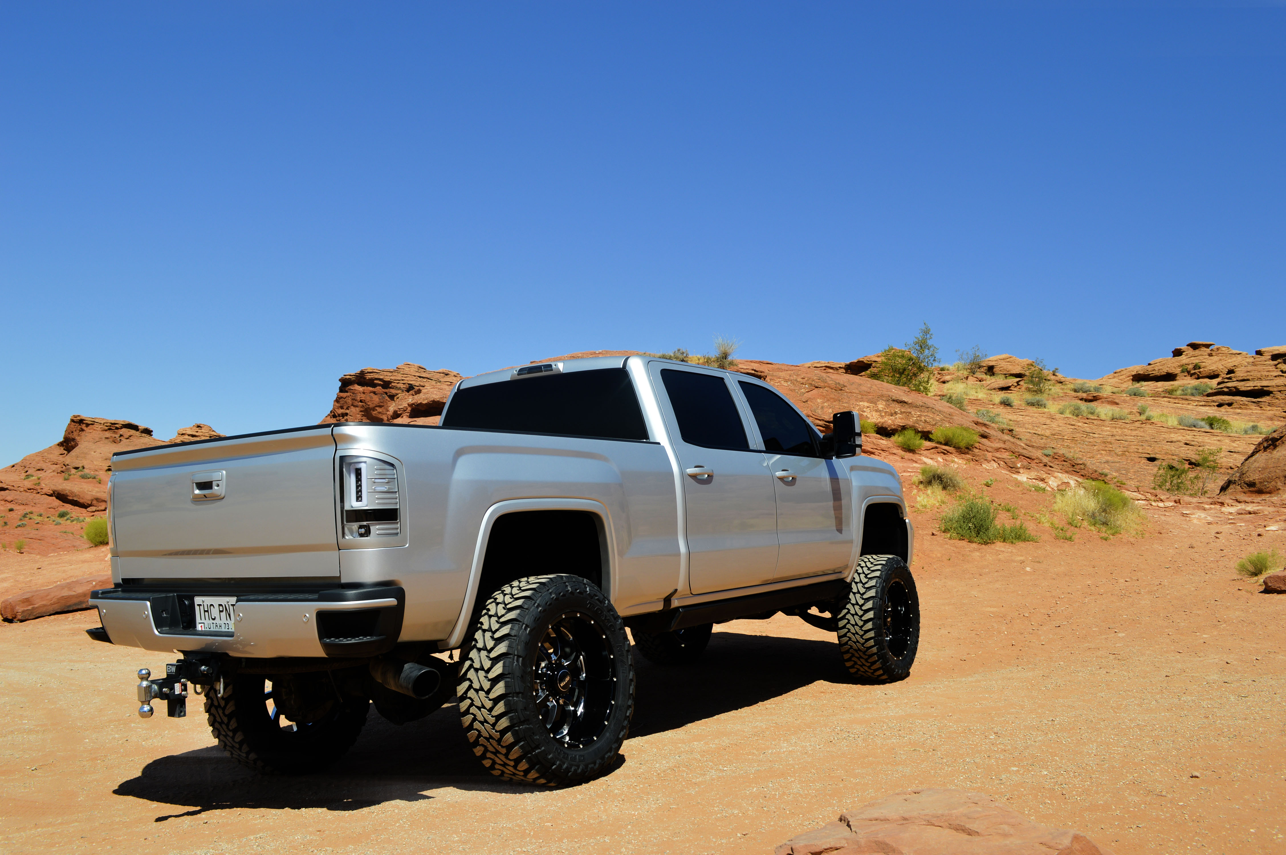 Troy's 2016 GMC Sierra 2500 - Coilover Conversion Upgrade ...